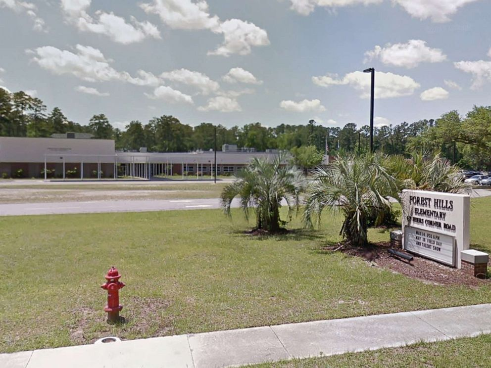 PHOTO: Forest Hills Elementary school is pictured in this undated image from Google.