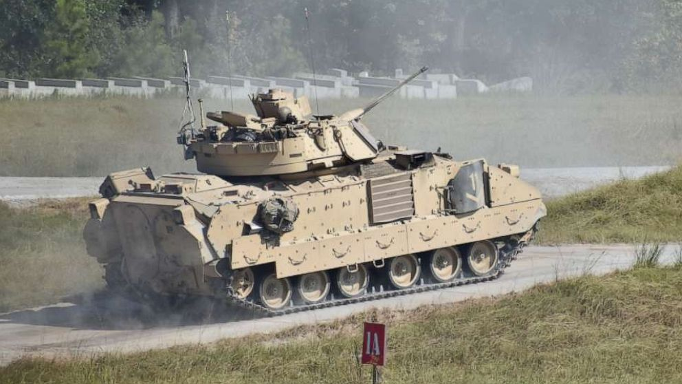 3 Army soldiers killed in training accident ID'd thumbnail