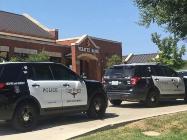 Urgent police manhunt continues after bank shooting of 3 workers