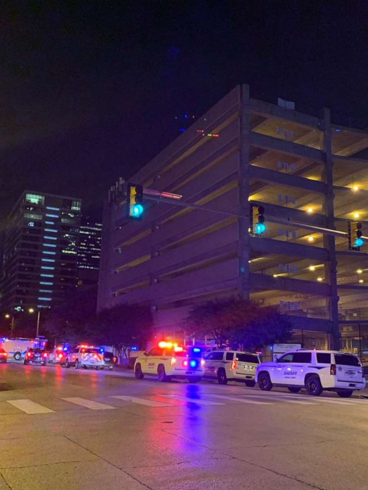 PHOTO: Sgt. Keith Shepherds body was found in his vehicle at a parking garage in downtown Fort Worth, Texas, on Friday, June 14, 2019. He was originally believed to have been shot, but actually died of a pulmonary embolism.