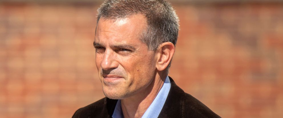 PHOTO: Fotis Dulos walks into Stamford Superior Court, June 26, 2019 in Stamford, Conn.