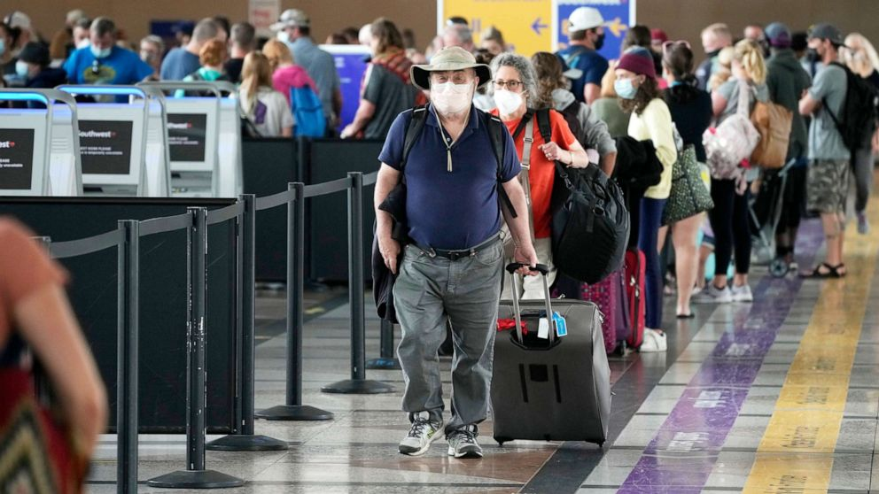 FAA sees largest weekly surge in unruly air passengers ...