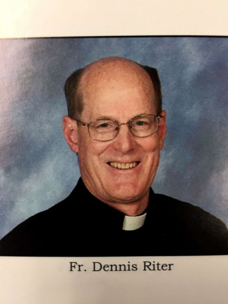 PHOTO: Fr. Dennis Riter is currently serving as the pastor of St. Elizabeth Ann Seton Church in Dunkirk.
