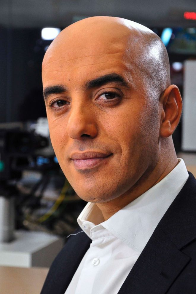 PHOTO: In this photo dated Nov. 22, 2010, notorious French criminal Redoine Faid poses prior to an interview with French all-news TV channel, LCI, as he was promoting his book, in Boulogne-Billancourt, outside Paris, France.