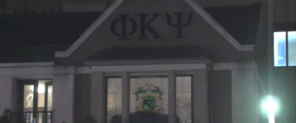 PHOTO: San Diego State University has suspended several fraternities after a student was hospitalized.