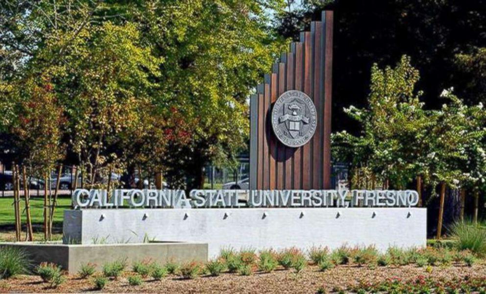 PHOTO: California State University, Fresno.