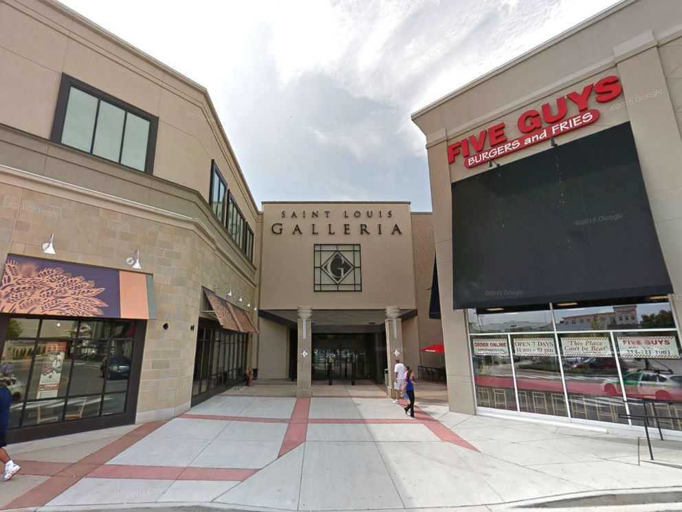 PHOTO: Galleria Mall is located in Richmond Heights, Missouri, a suburb of St. Louis.