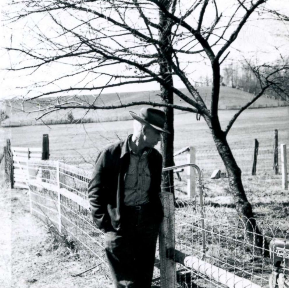 PHOTO: U.S. Army 1st Lt. Garlin M. Conner at his parents home in Clinton County, Kentucky.