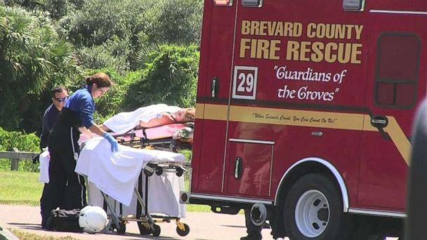 Florida woman Nicole Tillman seriously injured by alligator while swimming in lake