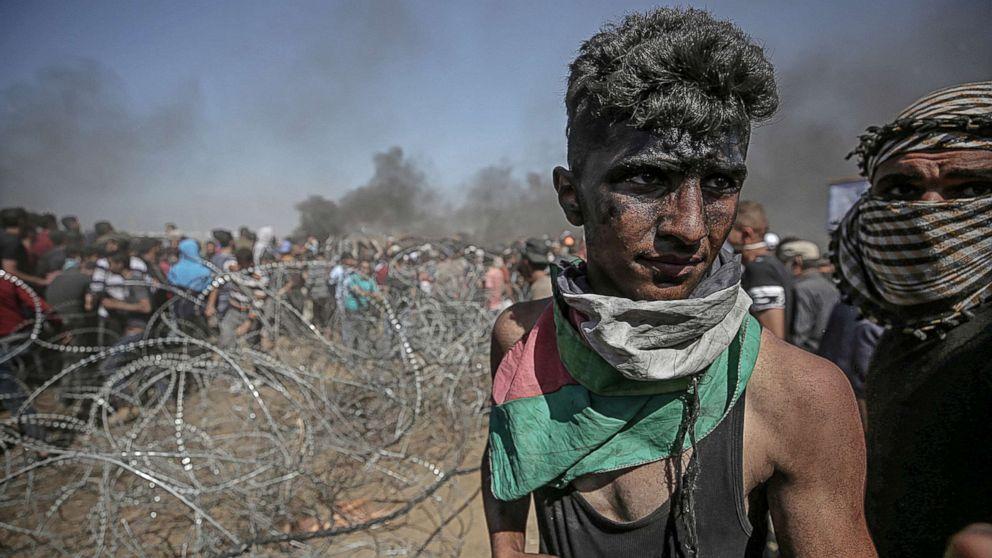 Opinion, error. gaza israel pull strip are