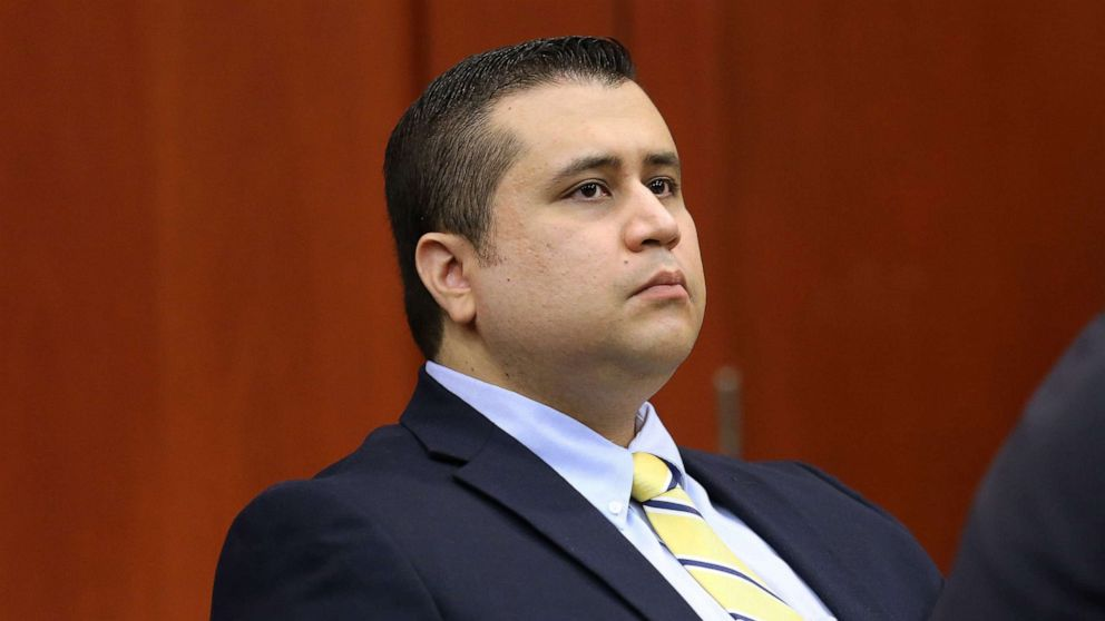 George Zimmerman files $100M lawsuit against Trayvon Martin's family for defamation