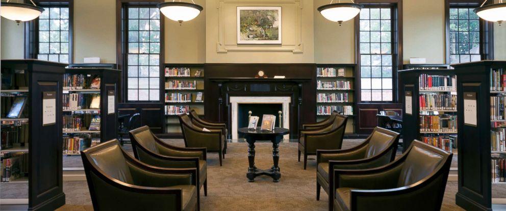 PHOTO: Georgetown Neighborhood Library in Washington, D.C.