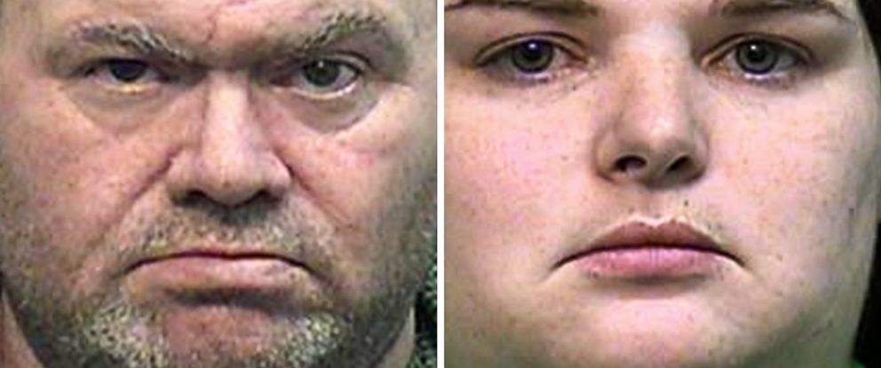 PHOTO: Elwyn Crocker and Candice Crocker are pictured in undated booking photos released by the Effingham County Sheriffs Office in Georgia.