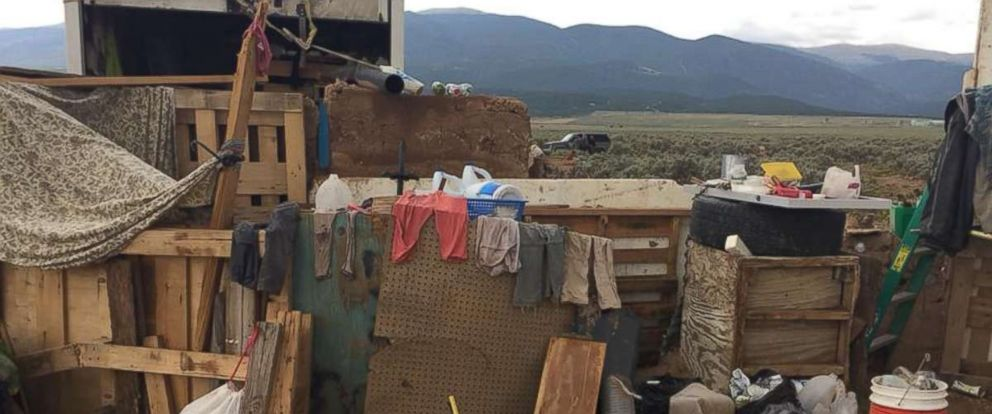 Image result for Children found in New Mexico compound
