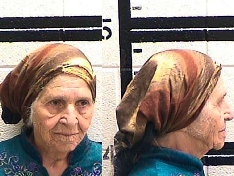 PHOTO: A photo released by the Murray County Jail, in Ga. showing Martha Al-Bishara, 87, who was charged with criminal trespass and obstructing an officer, August 10, 2018.