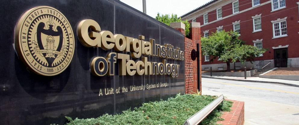 PHOTO: The Georgia Institute of Technology campus, June 16, 2006, in Atlanta.