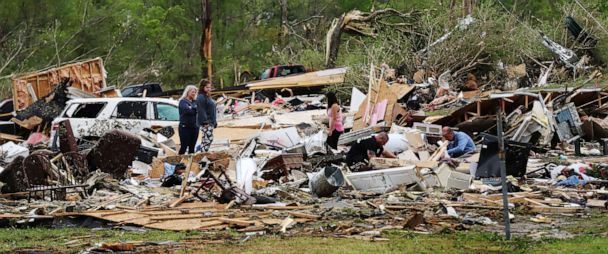 At Least 34 Dead Half A Million Without Power After Storms Tornadoes Batter South Abc News 9 project tickets ticket lengths are not addressed in the miss dig law. millions brace for dangerous weather deadly tornado outbreak in south