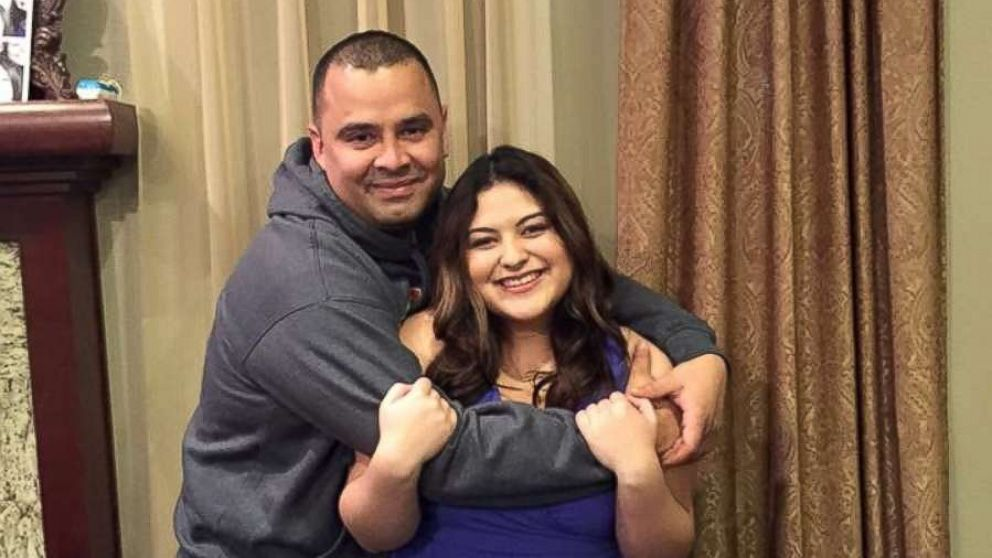 Teen surprises stepfather with name change for his birthday