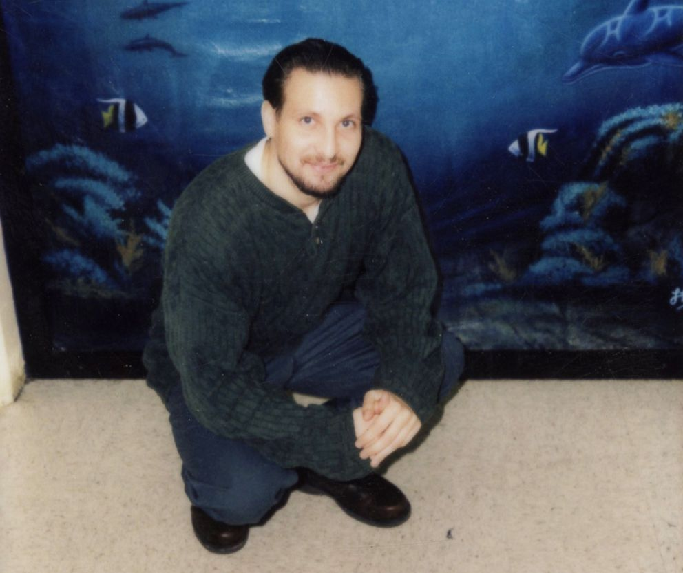 PHOTO: John Giuca, now 34, remains in jail at New Yorks Rikers Island.