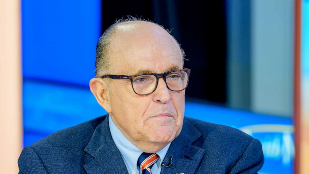 'Start Here': Giuliani associates arrested and Syrian refugees fleeing