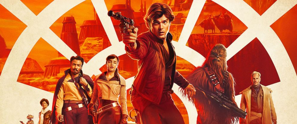 "PHOTO: ""Solo: A Star Wars Story"" hits theaters May 24."