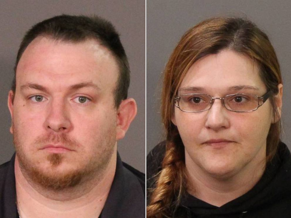 PHOTO: Martin LaFrance and Jolene LaFrance of Port Byron, N.Y. have been charged with fraud stemming from a GoFundMe page they created claiming they needed money for medical expenses for their child who had cancer.
