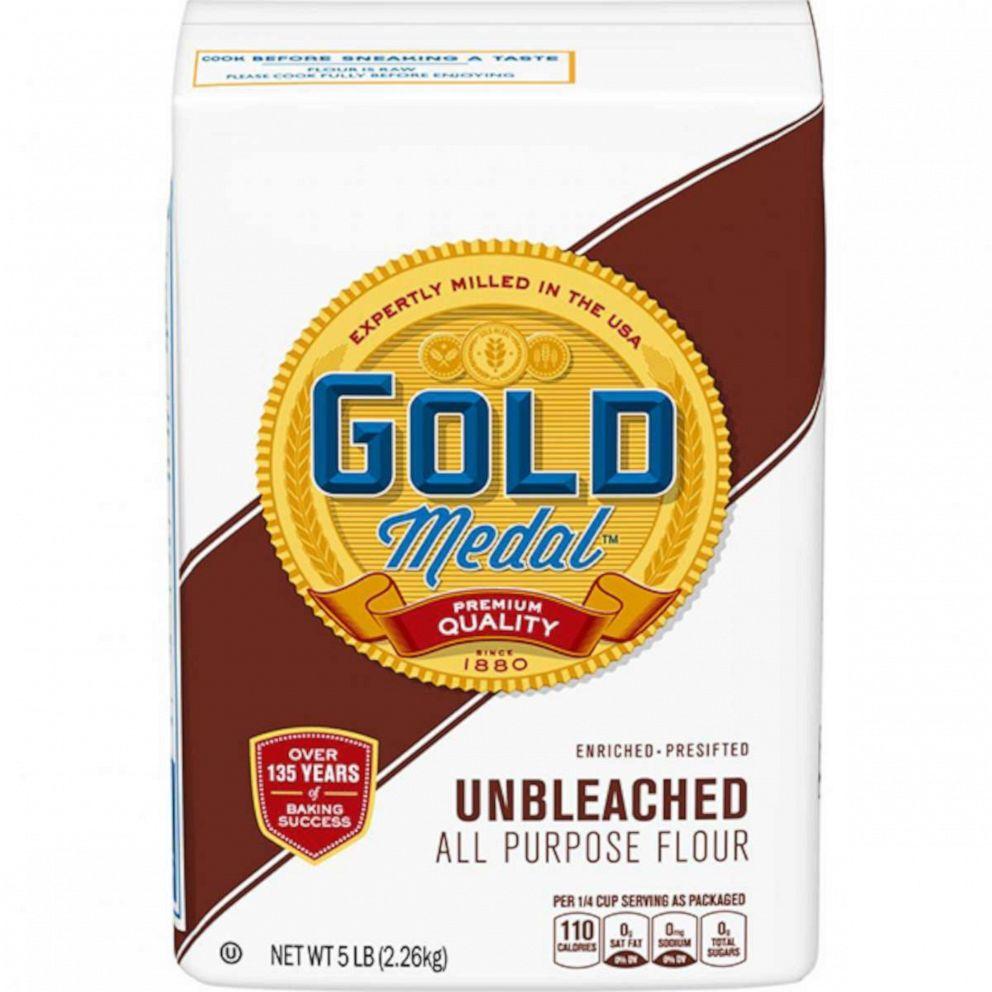 PHOTO: Gold Medal Flour