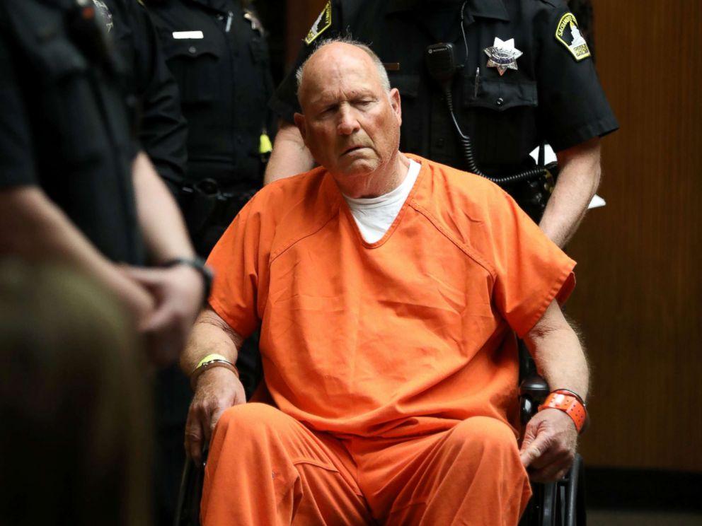 Inside 'Golden State Killer' suspect's life in jail - ABC News