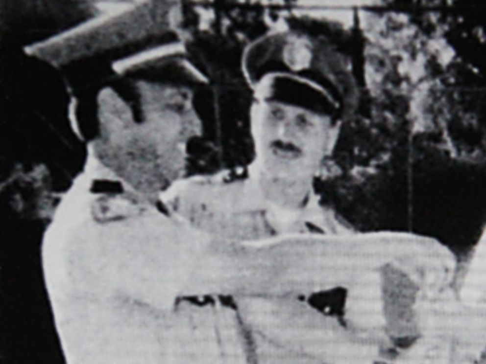 PHOTO: Suspected Golden State Killer, Joseph James DeAngelo is the police officer on the right in a photo from 1979.