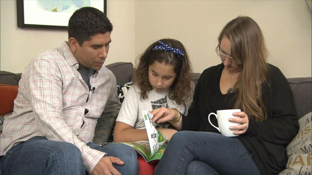 PHOTO: Rachel Gonzales knows her family looks typical, but where they live in Texas, she says they are a target.
