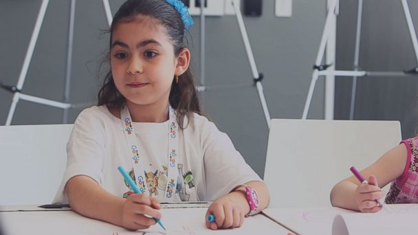 6-year-old Doodle for Google winner awarded $30K scholarship for interactive dinosaur drawing