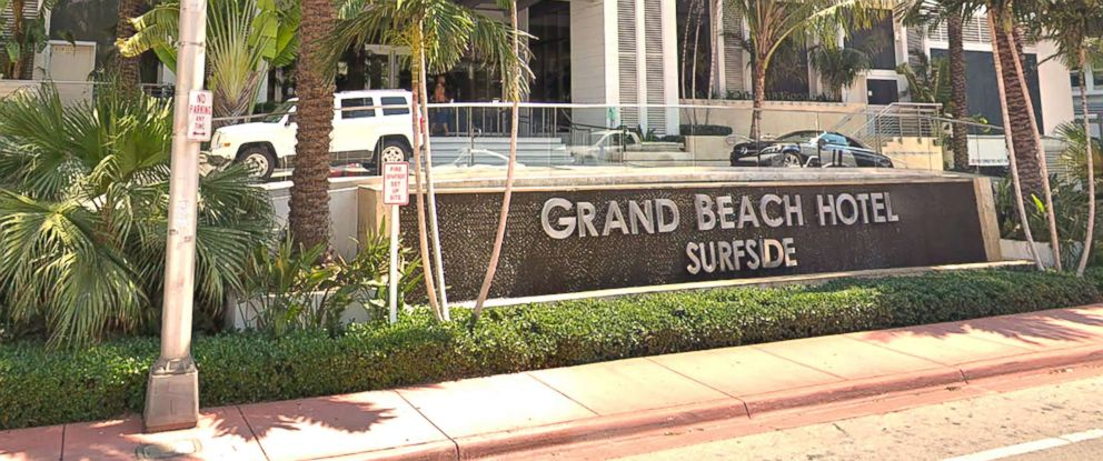 PHOTO: Grand Beach Hotel is pictured in this grab from Google Maps.