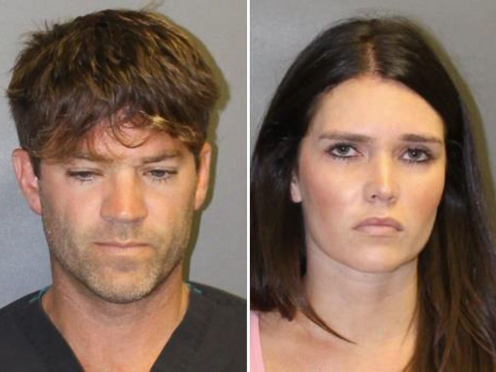 PHOTO: Grant William Robicheaux and Cerissa Laura Riley are pictured in undated handout photos from the Orange County District Attorneys office.