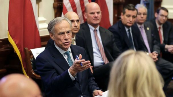 Texas governor suggests voluntary school safety changes in wake of Santa Fe shooting