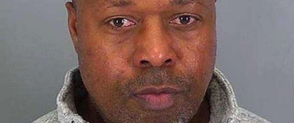 PHOTO: Police arrested suspected rapist Gregory Howard in South Carolina, April 3, 2019.