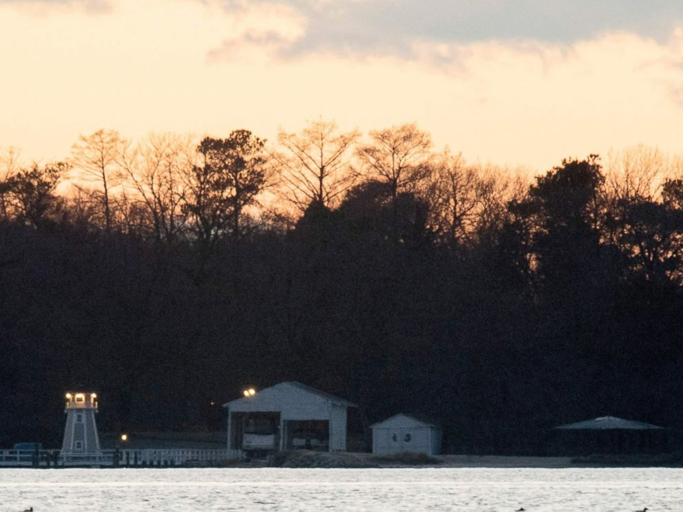 PHOTO: A dock is seen at a recreational compound owned by the Russian Government near Centreville, Maryland, Dec. 29, 2016.