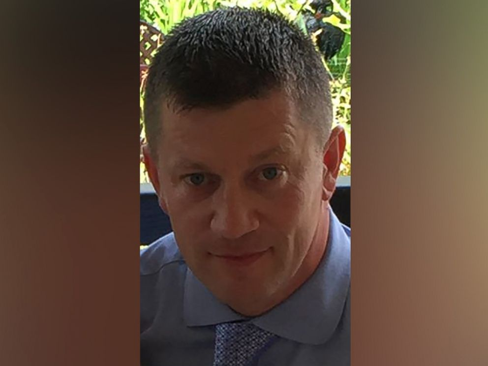 PHOTO: An undated handout picture released by the British Metropolitan Police shows PC Keith Palmer who was killed during the terror incident at the Houses of Parliament in London on March 22, 2017.