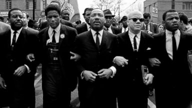 Through A Photographer S Lens Martin Luther King And The Civil Rights Movement Abc News