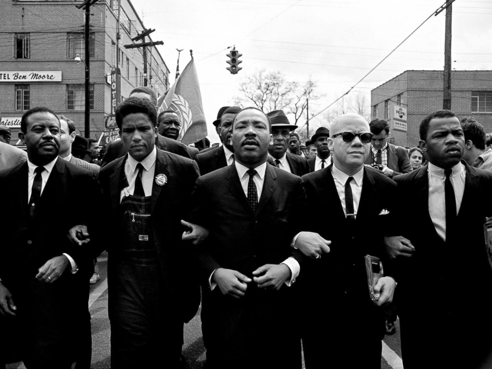 Μάρτιν Λούθερ Κινγκ - Έχω ένα όνειρο