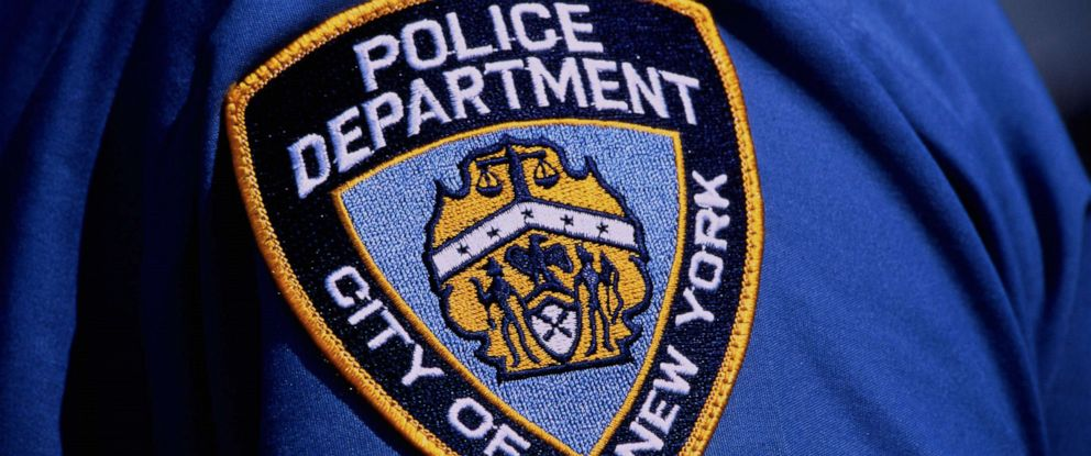 PHOTO: New York Police Department logo.