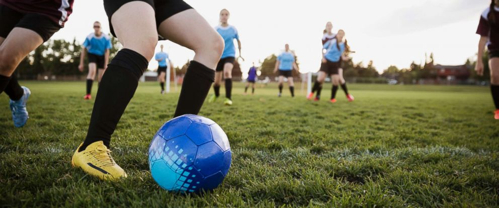 PHOTO: South Carolina youth soccer officials asks parents to remain silent during games following incidents of bad behavior.