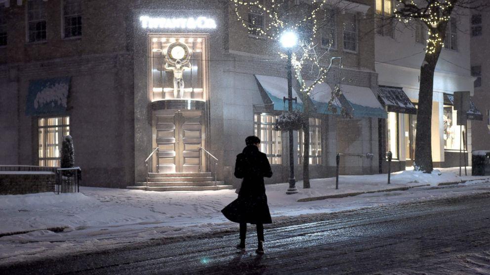 major winter storm bears down on eastern united states. Black Bedroom Furniture Sets. Home Design Ideas