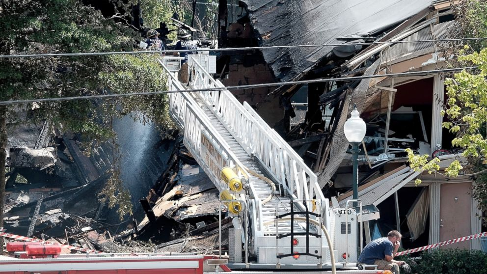 Four Confirmed Dead At Least 34 Injured In Explosion Fire At