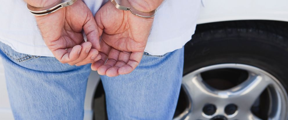 PHOTO: A man in handcuffs is seen in an undated stock photo.