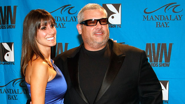 PHOTO: Radio talk show host Bubba the Love Sponge and his wife Heather Clem arrive at the 26th annual Adult Video News Awards Show at the Mandalay Bay Events Center Jan. 10, 2009 in Las Vegas, Nevada.