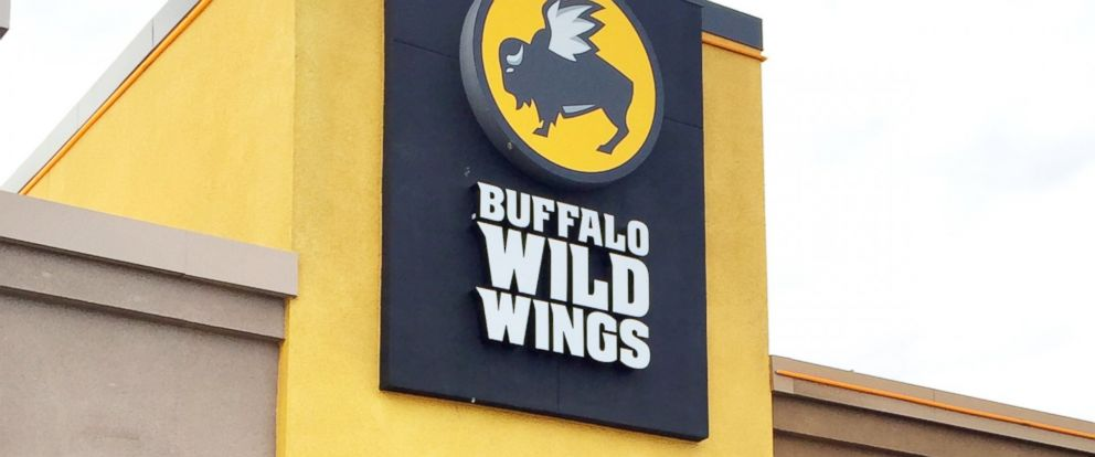 PHOTO: An undated photo shows the exterior of a Buffalo Wild Wings restaurant in Lakewood, Calif.