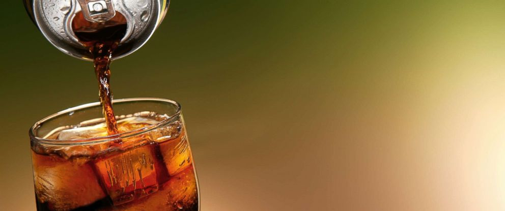 PHOTO: Soda is seen in this stock photo.