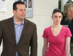 PHOTO: Casey Anthony leaves with her attorney Jose Baez from the Booking and Release Center at the Orange County Jail, July 17, 2011 in Orlando, Fla.