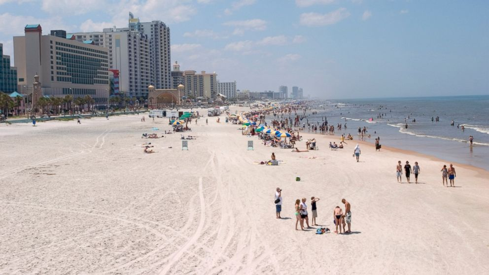 Swimmer's Death in Florida Brings New Attention to Rip Current