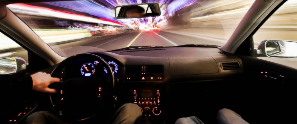PHOTO: Two in five drivers admit to falling asleep.